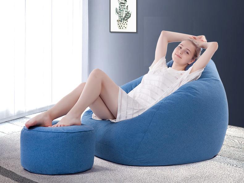 经典豆袋懒人沙发