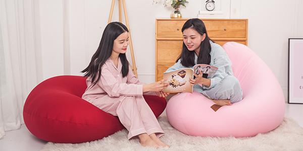 用懒人沙发打造你的专属休闲空间