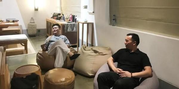 【SOFA TALK】和著名演员邢岷山的沙发时光