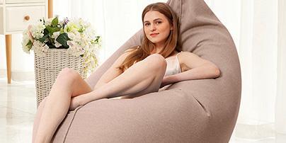 有意思的创意懒人沙发设计