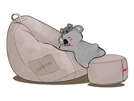豆袋懒人沙发选购需要注意哪些技巧?