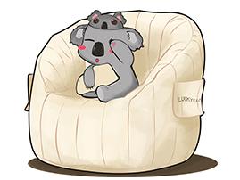 儿童沙发尺寸一般是在多少范围左右?
