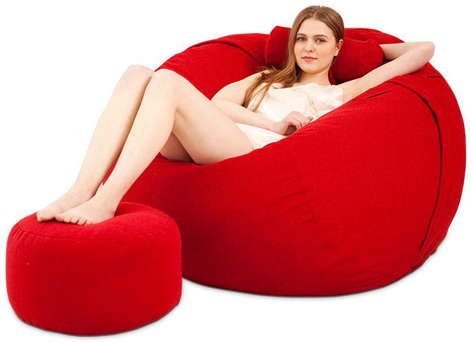 LUCKYSAC懒人沙发设计理念和优势