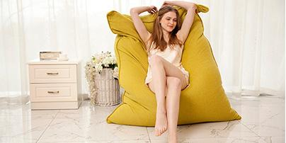 客户对LUCKYSAC创意懒人沙发使用心得
