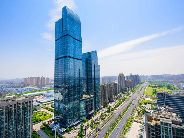 尚都家居-休闲懒人沙发厂家,杭州萧山销售办公地点外景