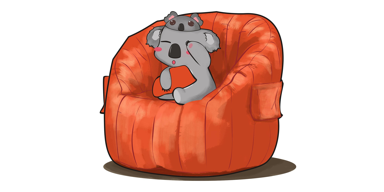 LUCKYSAC圆弧皮革沙发应该如何打理?