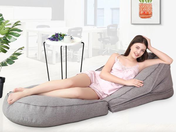 折叠沙发午休床