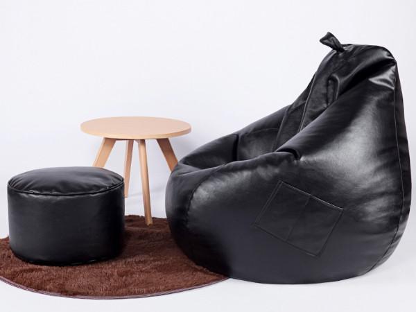 PU豆袋懒人沙发
