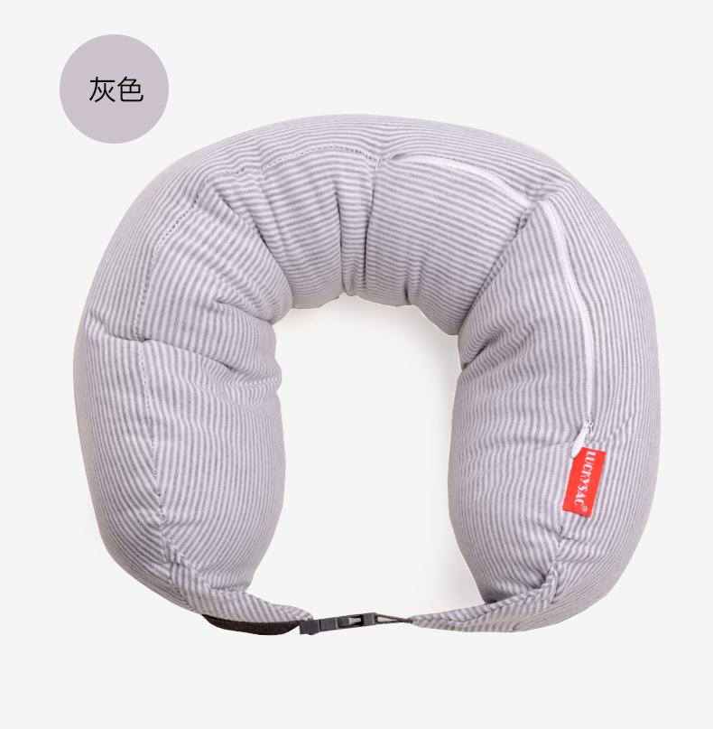 LUCKYSAC U型枕,良品U型枕头护颈枕