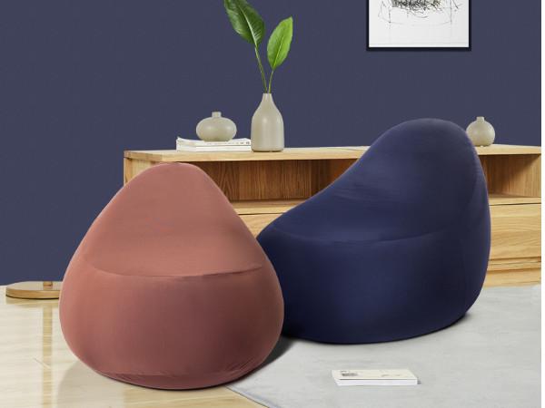 日式豆袋懒人沙发