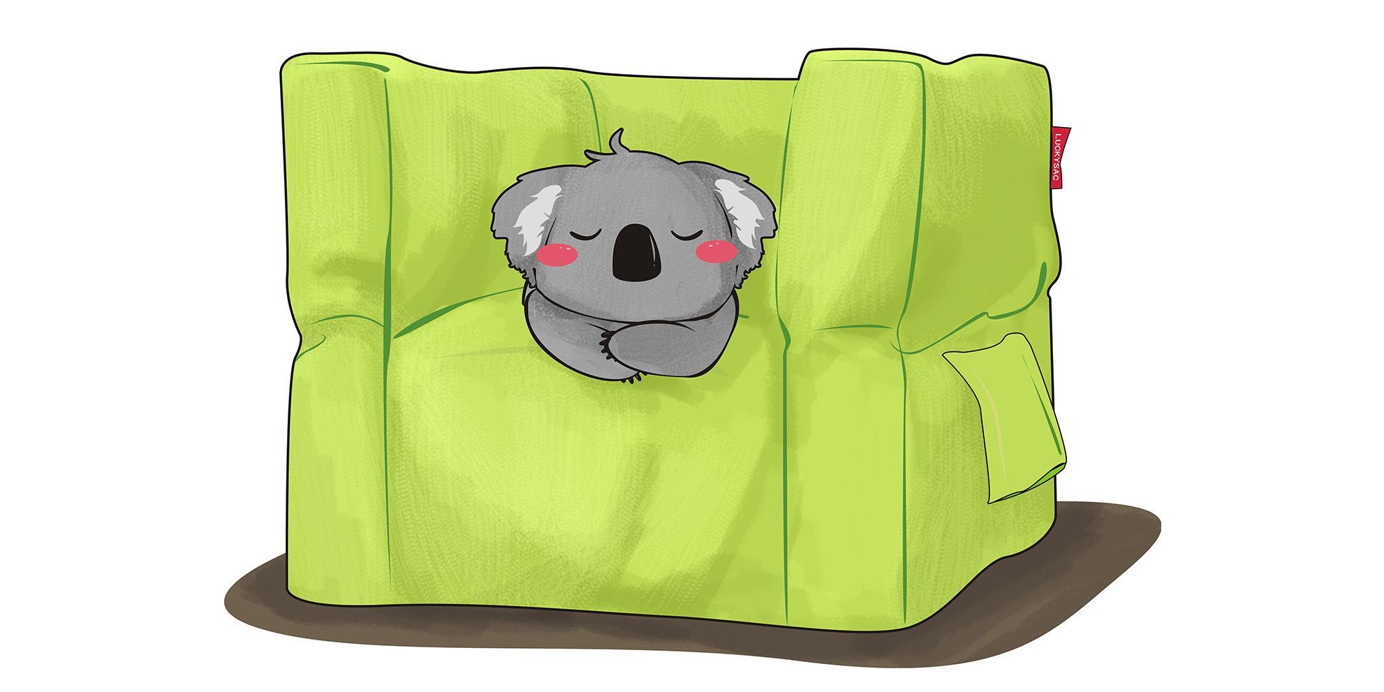 懒人沙发的起源